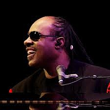 Legendary R&B singer Stevie Wonder is...