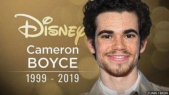 Cameron Boyce, the 20-year-old Disney star who died in his sleep last week, has a family history that..