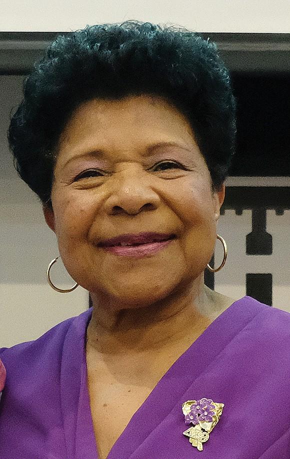 Personality: Dr  Erma L  Freeman | Richmond Free Press