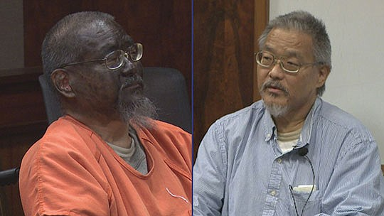 A man in Hawaii wore black face and delivered a racist rant when he appeared in court for sentencing after..