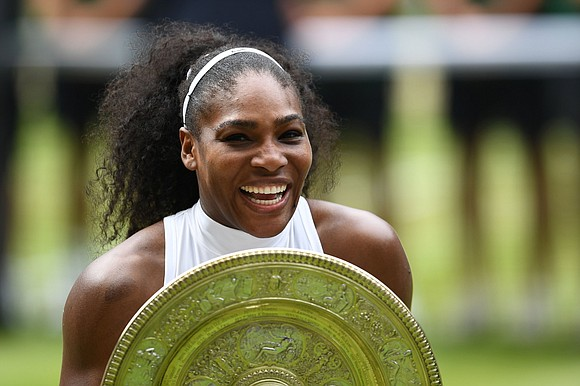 Serena Williams reached her 12th Wimbledon semifinal with a gritty three-set victory against fellow American Alison Riske on Centre Court ...