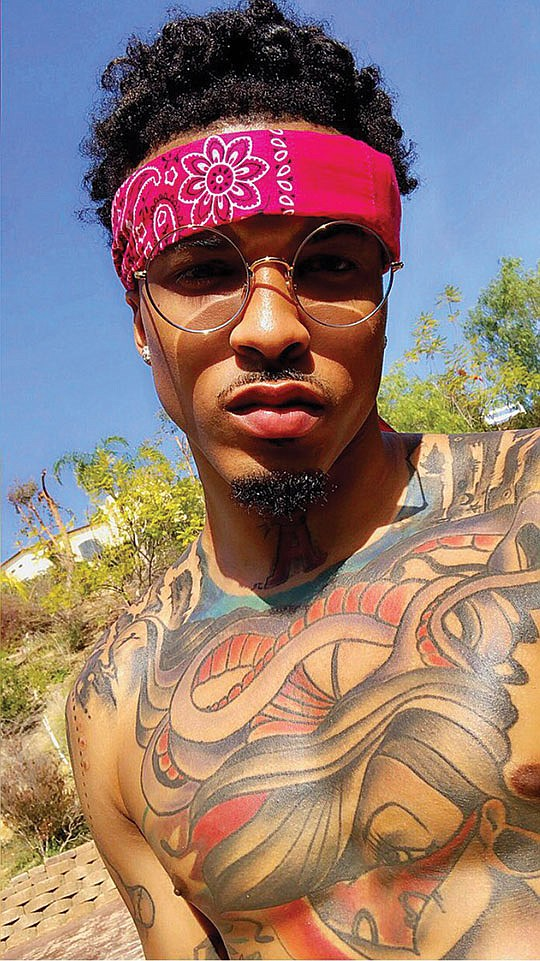 It wasn't that long ago that R&B singer August Alsina was opening for Usher on a worldwide tour. Now the ...