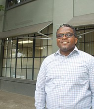 Newly minted All Hands Raised CEO Lavert Robertson said many prominent African American leaders within Portland Public Schools positively influenced him growing up. Robertson would later work 16 years of his career for the district, including seven years as a principal.