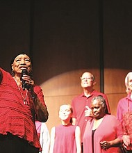 A new film documentary about Seattle's Patronell Wright and her Total Experience Gospel Choir is told against the backdrop of the city's gentrification and racial history.