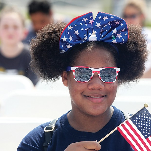 Star-Spangled Celebration: