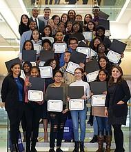 NYU College of Dentistry's Saturday Academy