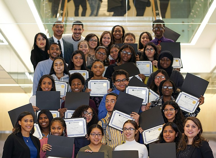 NYU College of Dentistry's Saturday Academy aims to