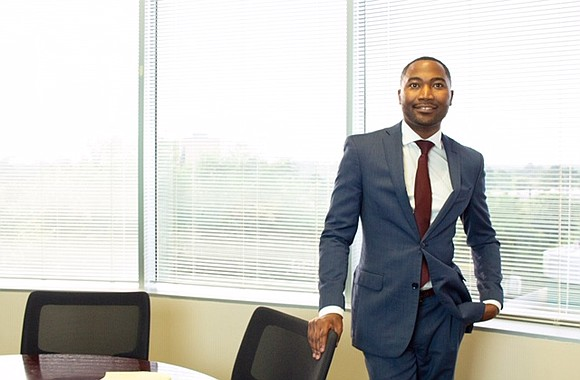 """If I want a lawyer, I want one with real world experiences.""- Attorney Cedrick D. Forrest"