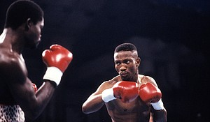 Pernell Whitaker went on to become a world champion in four different weight classes.