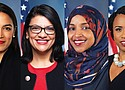 President Trump's latest racist tirade was against these four newly elected Democrats of Color in the U.S. House of Representatives, Reps. Ilhan Omar of Minnesota, Alexandria Ocasio-Cortez of New York, Ayanna Pressley of Massachusetts and Rashida Tlaib of Michigan