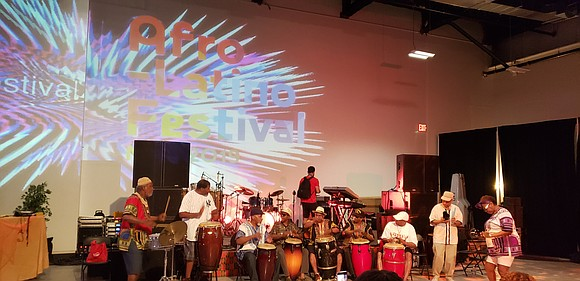 The Afro-Latino Festival celebrated its seventh year this past weekend, July 12 and 13, with two days of music, talks, ...