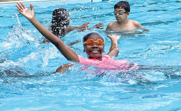 Tuesday, July 23. That's the date Randolph Pool's main pool will reopen, the Richmond Department of Parks, Recreation and Community ...