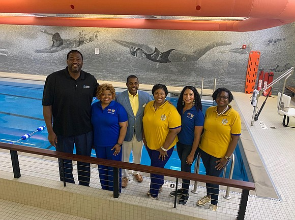 On Saturday, June 22, Brooklyn youth of all ages learned the basics of water safety at the Swim 1922 Clinic ...
