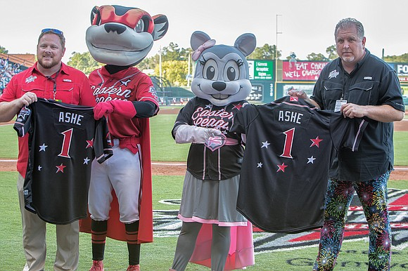 "With the theme ""The Next Big Thing,"" the Eastern League All-Star Game lived up to the hype — and then ..."