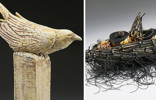 Guardino Gallery, 2939 N.E. Alberta St., kicks off its next monthly exhibit with a reception with the artists on Last ...