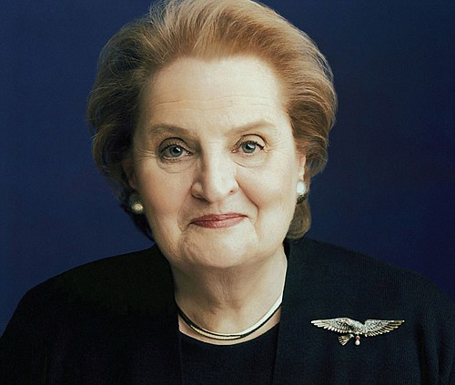 Tickets are now on sale for an Oregon Historical Society sponsored lecture with former Secretary of State Madeleine Albright who ...