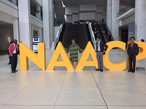 The NAACP focused on the upcoming 2020 presidential election, criminal justice, health care and called for the impeachment of President ...