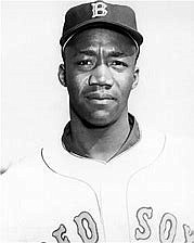 "Elijah ""Pumpsie"" Green, who became the first African-American player for the Boston Red Sox in 1959, died Wednesday, July 17, ..."