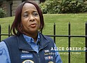 Alice Green-Dell has been named TriMet Bus Operator of the Year.