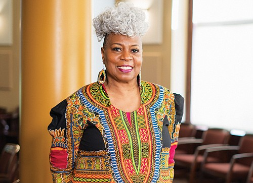 """Antoinette Edwards, a tireless community advocate and the director of Portland's Office of Youth Violence Prevention retired last week. The City Council honored her by proclaiming July 31 as """"Antoinette Edwards Fierce Advocate Day"""" in Portland."""