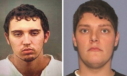 21-year-old Patrick Crusius (left) and 24-year-old Connor Betts were the alleged perpetrators of two separate mass shootings that occurred over the weekend in El Paso, Texas and Dayton, Ohio, respectively.