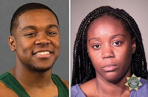 30-year-old Tamena Strickland is charged with one count of murder with a firearm for the death of her brother, PSU ...