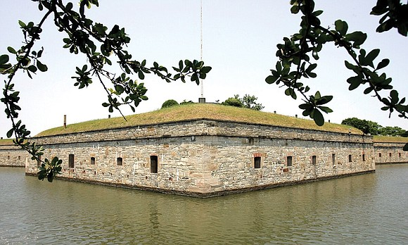 A trove of historical re- cords tells that Fort Monroe in Hampton was built on the backs of thousands of ...