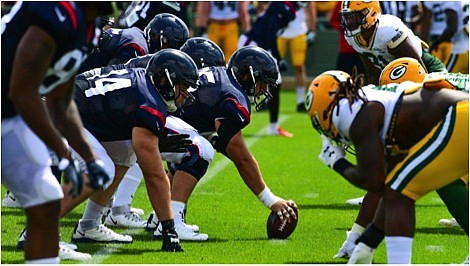 The Houston Texans will take on the Green Bay Packers on Thursday night at Lambeau Field in their first preseason ...