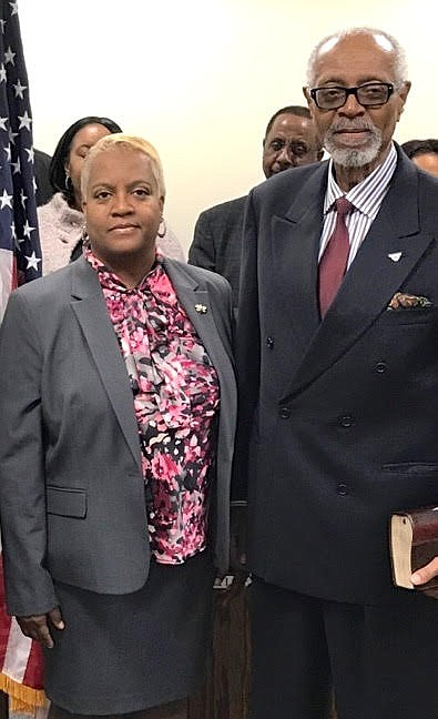 Wanda M. Leonard, who has served as a commissioner in the town of Upper Marlboro, Maryland for the past 18 ...