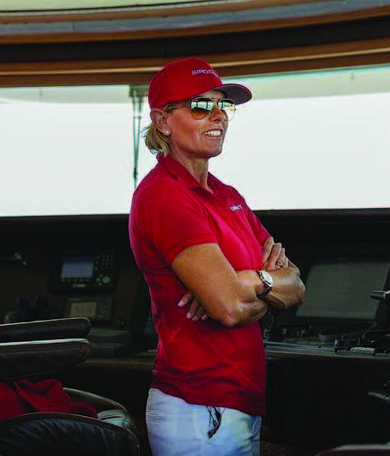 Captain Sandy Yawn, star of Bravo's hit series Below Deck Mediterranean, will headline an evening of inspiration, entertainment and live ...