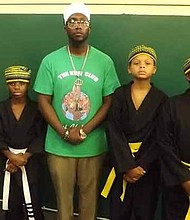 The Kufi Club of Chicago is based in Roseland and is using African-centered education to empower young people to be change-makers in the neighborhood. Photo Credit: Kufi Club of Chicago