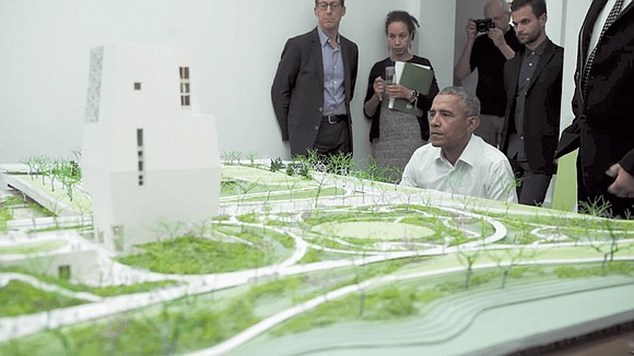 When word spread that the Obama Presidential Center was coming to a..