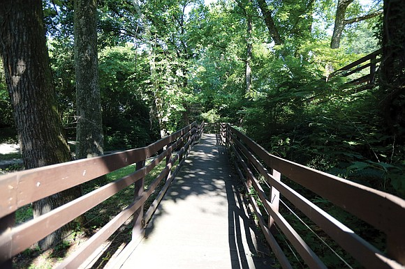 One of the Richmond region's favorite parks has become part of an exclusive club, the Old Growth Forest Network, it ...