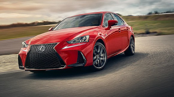 The Lexus IS was one of the first models from the Japanese luxury brand that demonstrated it was serious about ...