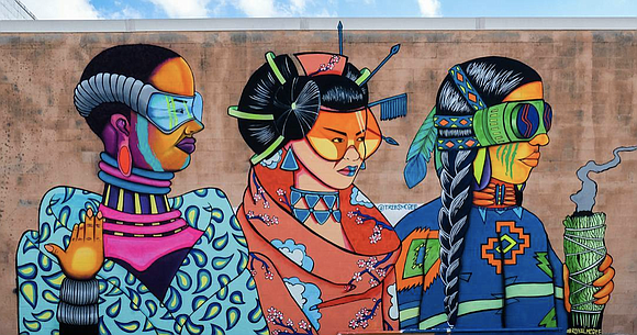 Arts District Houston (the Arts District), a state-appointed Arts and Cultural District, will reveal its first major mural project since ...