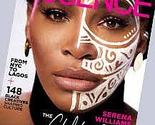 Tennis great, entrepreneur and style icon Serena Williams (pictured) graces the cover of ESSENCE's September Global Fashion Issue.