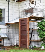 Cat lovers and advocates of wildlife are sponsoring a showcase tour of home cat patios, outdoor cat enclosures to keep cats safe from outdoor hazards while also protecting wildlife from cat predation.