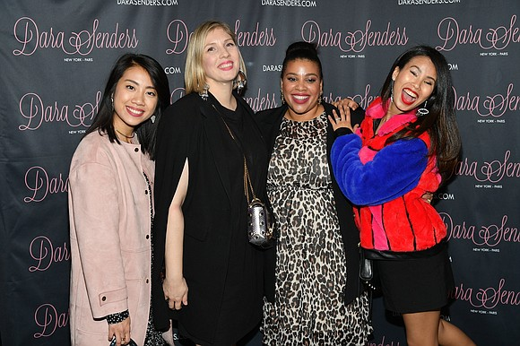 After a successful launch of the Luxury Women's Ready to Wear Collection during Paris Fashion Week Spring 2019, Dara Senders ...
