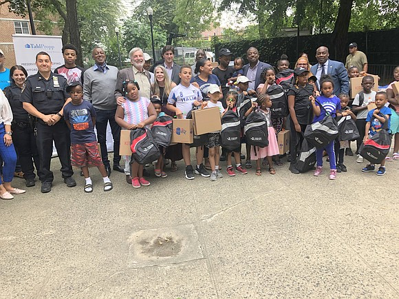 With school students in the city headed back to class in a few weeks, several organizations, politicians and groups are ...