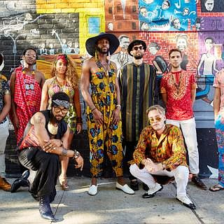 On Aug. 23 Jazzmobile at Marcus Garvey Park swings with Harlem 100: Mwenso and the Shakes, vocalist Brianna Thomas, South ...