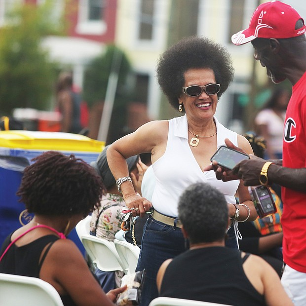 A 'Down Home' good time/