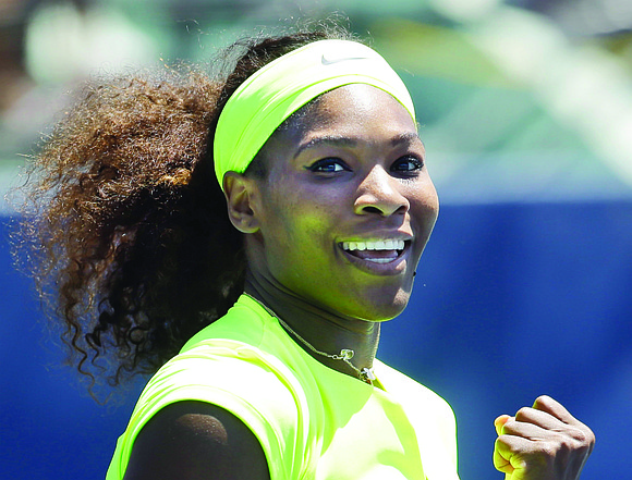 Tennis champion Serena Williams is getting ready for the U.S. Open, which gets underway Aug. 26 at Arthur Ashe Stadium ...