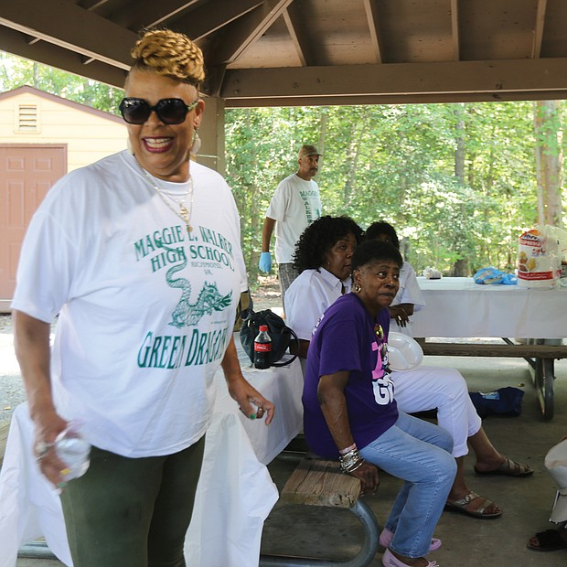 Green Dragons celebrate golden reunion/