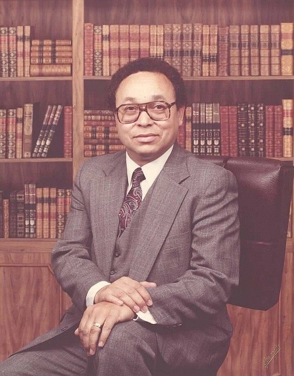 "William M. ""Bill"" Jones Jr., who was the first African-American corporate manager and personnel development manager at Thalhimers in Richmond, ..."