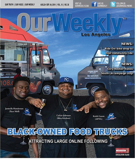 The food truck industry is a niche market capitalized..
