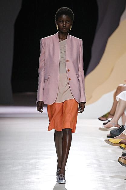 At Madrid's recent Fashion Week, designer Custo Dalmau created a sensational collection for the brand Custo Barcelona.