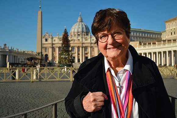 "Sister Helen Prejean wants to get religion ""right."""