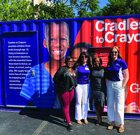 Cradles to Crayons, a nonprofit organization providing kids with the everyday essentials they need to succeed, recently celebrated the opening ...