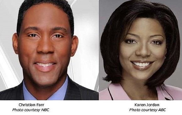The talented and dynamic television husband-wife duo of Karen Jordan, ABC7, and Christian Farr, NBC5, will serve as co-emcees for ...