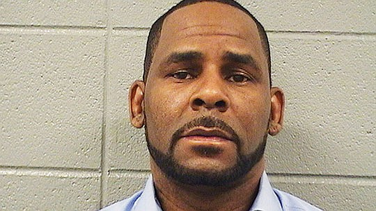 Singer R. Kelly has been moved out..